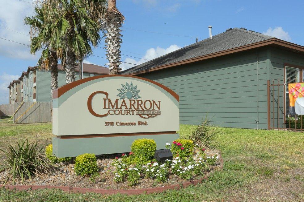 Cimarron Court Apartments Corpus Christi Texas