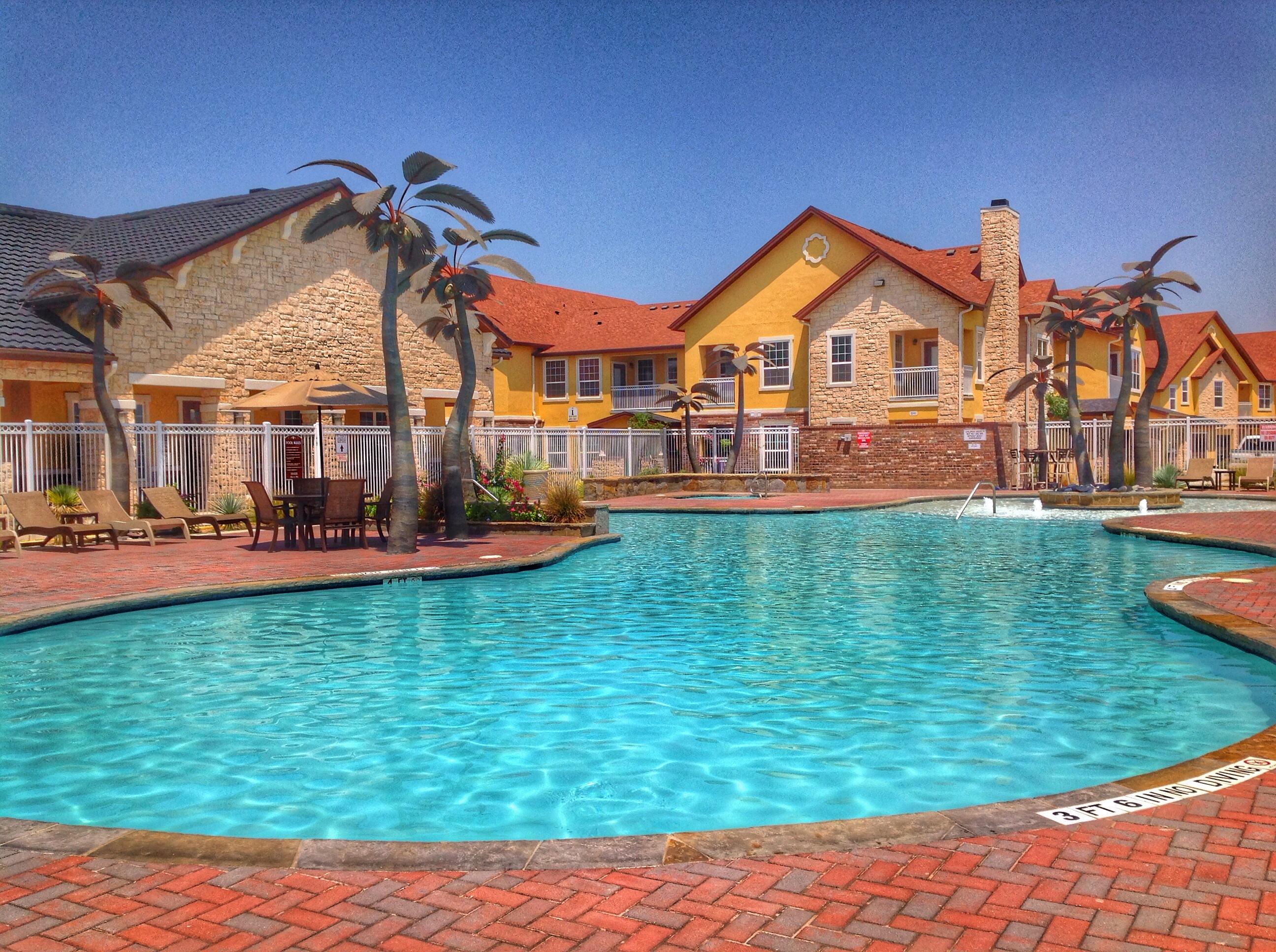 Multifamily Paradise Living At Lantana Gardens In Odessa Water Works Of Texas Corpus Christi Tx
